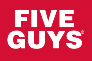 logo five guys
