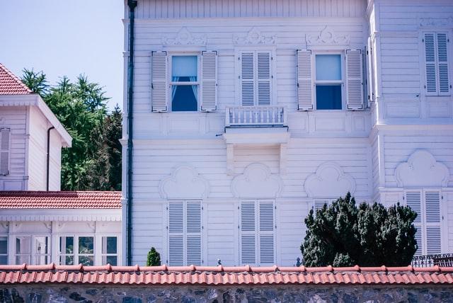 volets fenêtres