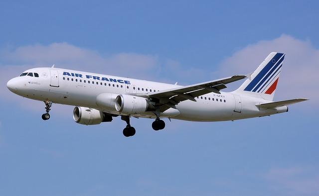 avion air france
