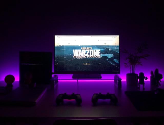 écran call of duty warzone