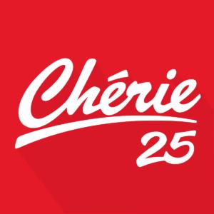 logo chérie 25