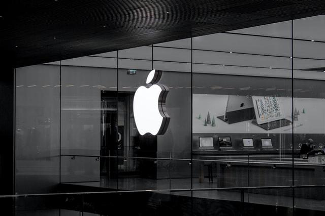 façade apple store