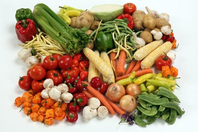 légumes la vie saine