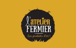 logo l'atelier fermier