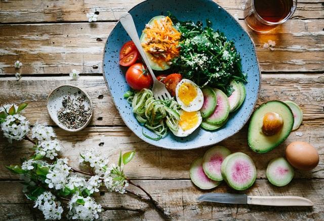plat légumes comme j'aime