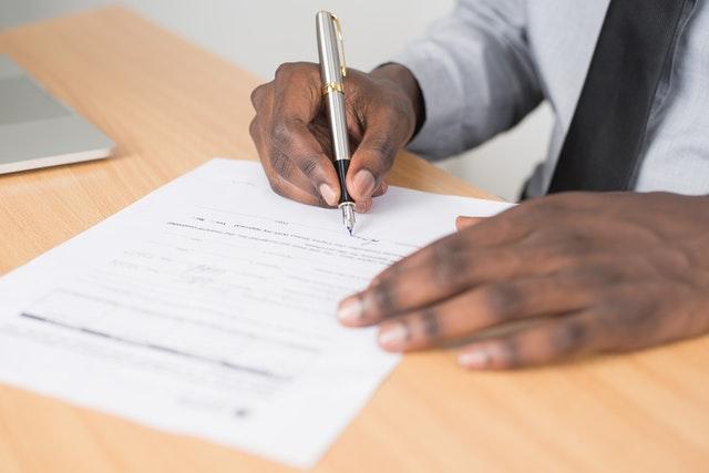 contrat garant