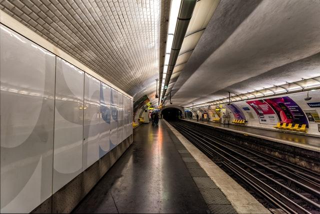 station métro ratp