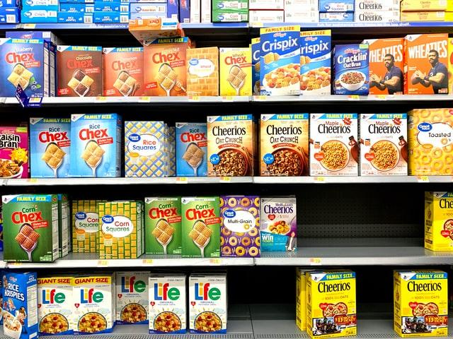 rayons cereales hyper u