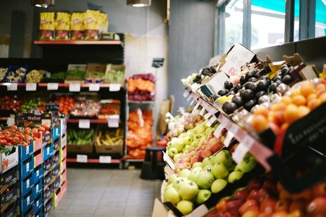 rayon fruits légumes proxi