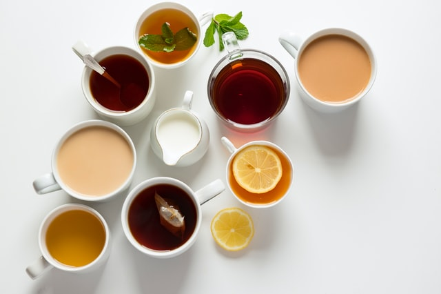 thé atelier fermier