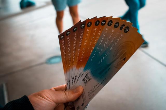 tickets événement veepee