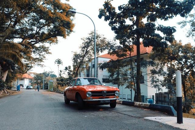 voiture alfa romeo