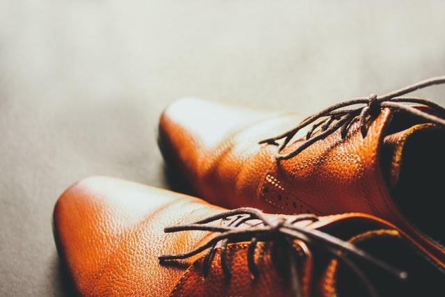 paire de chaussures hommes